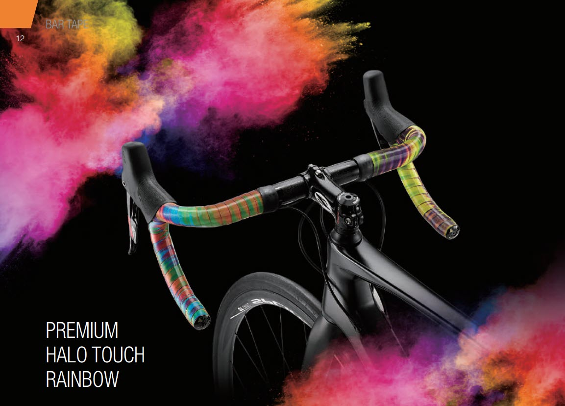 Ciclovation Tape Rainbown A21TH1206.01